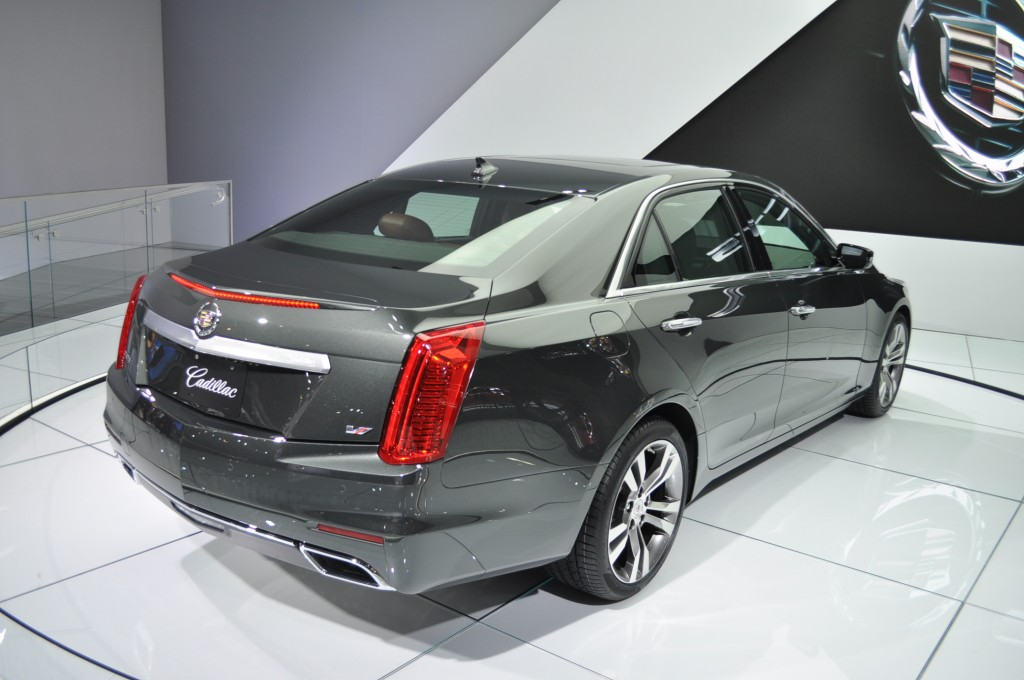 2014 cadillac cts best car to buy 2014 nominee. Cars Review. Best American Auto & Cars Review