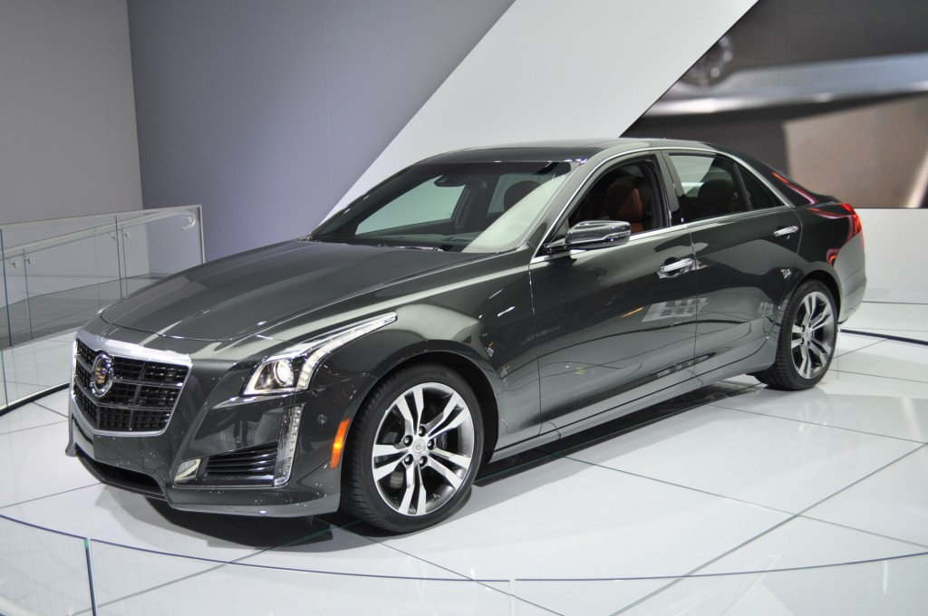 2014 cadillac cts sedan is 1 millionth caddy built. Cars Review. Best American Auto & Cars Review