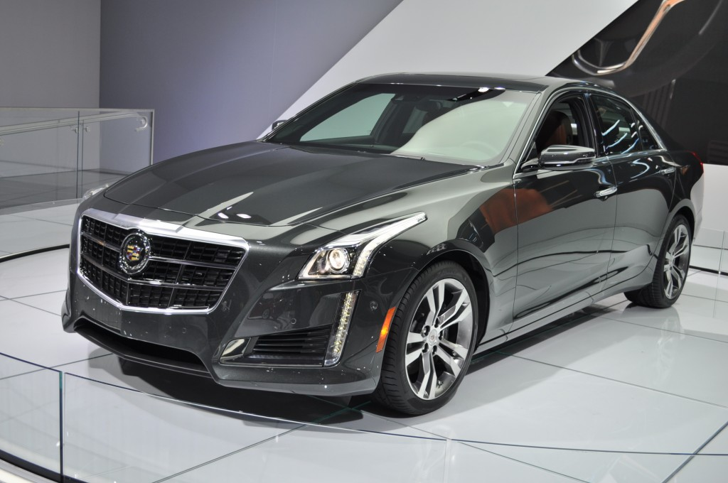 new cadillac cts coupe back in the spotlight. Black Bedroom Furniture Sets. Home Design Ideas