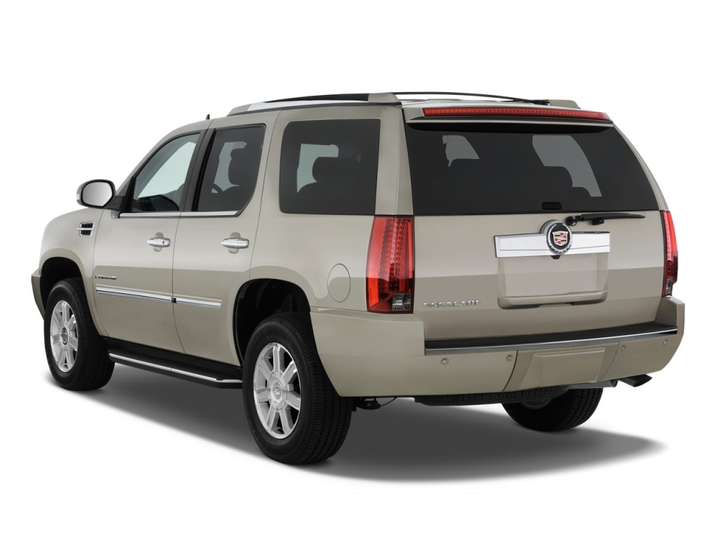 2014 cadillac escalade awd 4 door base ltd avail angular rear. Cars Review. Best American Auto & Cars Review