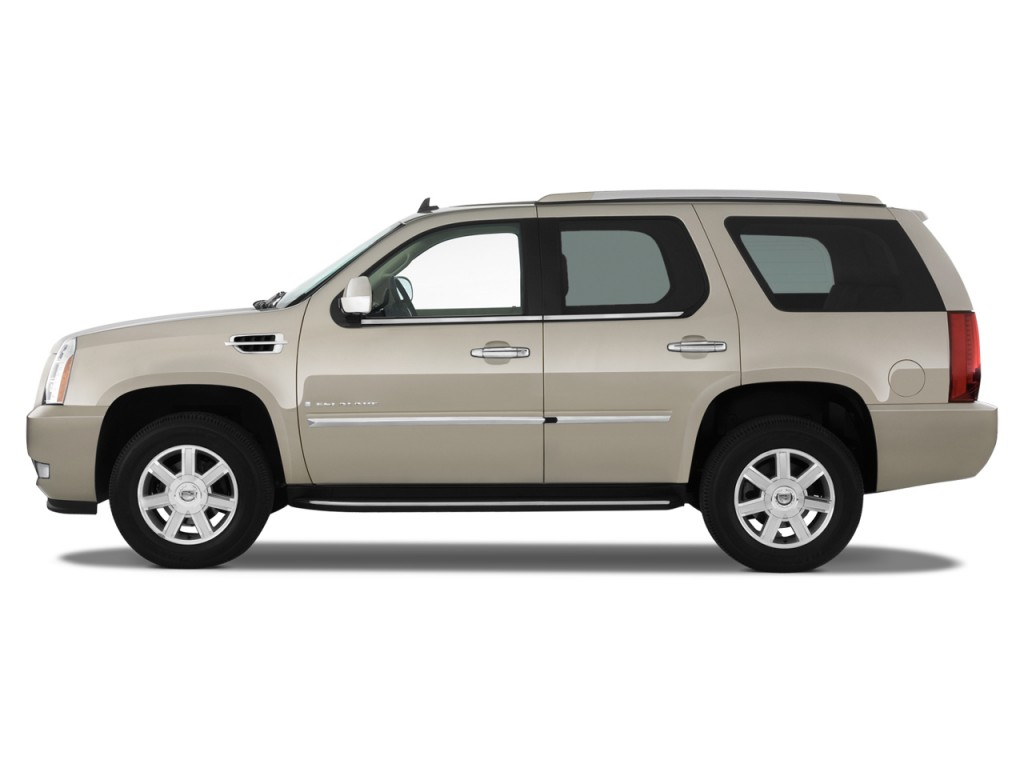 2014 cadillac escalade awd 4 door base ltd avail side exterior view. Cars Review. Best American Auto & Cars Review