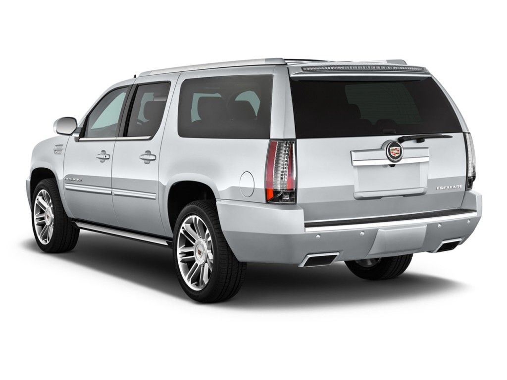2014 cadillac escalade esv 2wd 4 door base ltd avail angular rear. Cars Review. Best American Auto & Cars Review