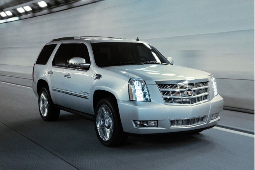 2014 Cadillac Escalade Pictures Photos Gallery Green Car