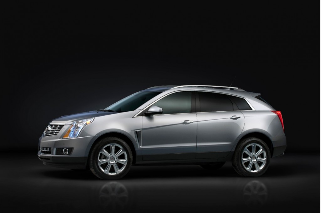 2014 Cadillac Srx Pictures Photos Gallery Green Car Reports