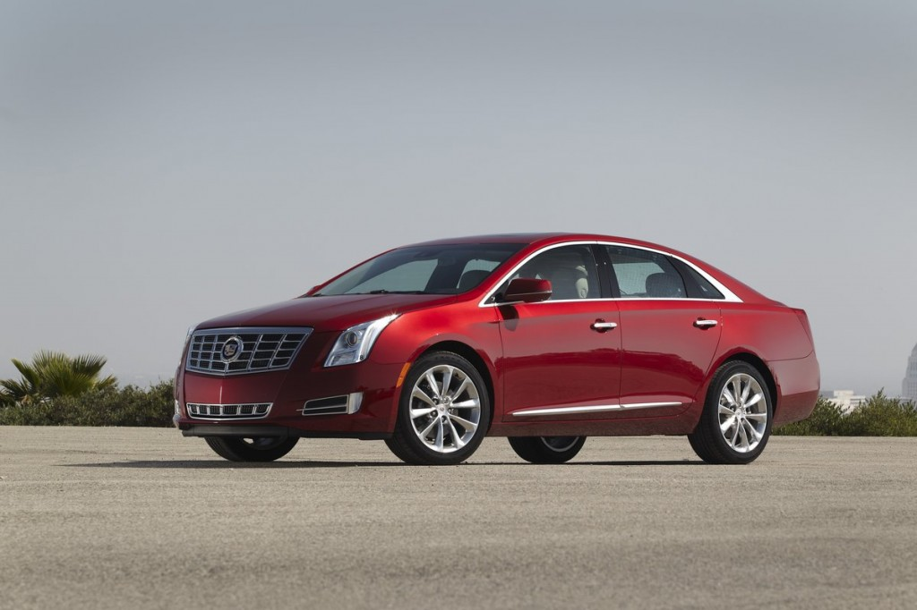 2014 Cadillac Xts Pictures Photos Gallery Motorauthority