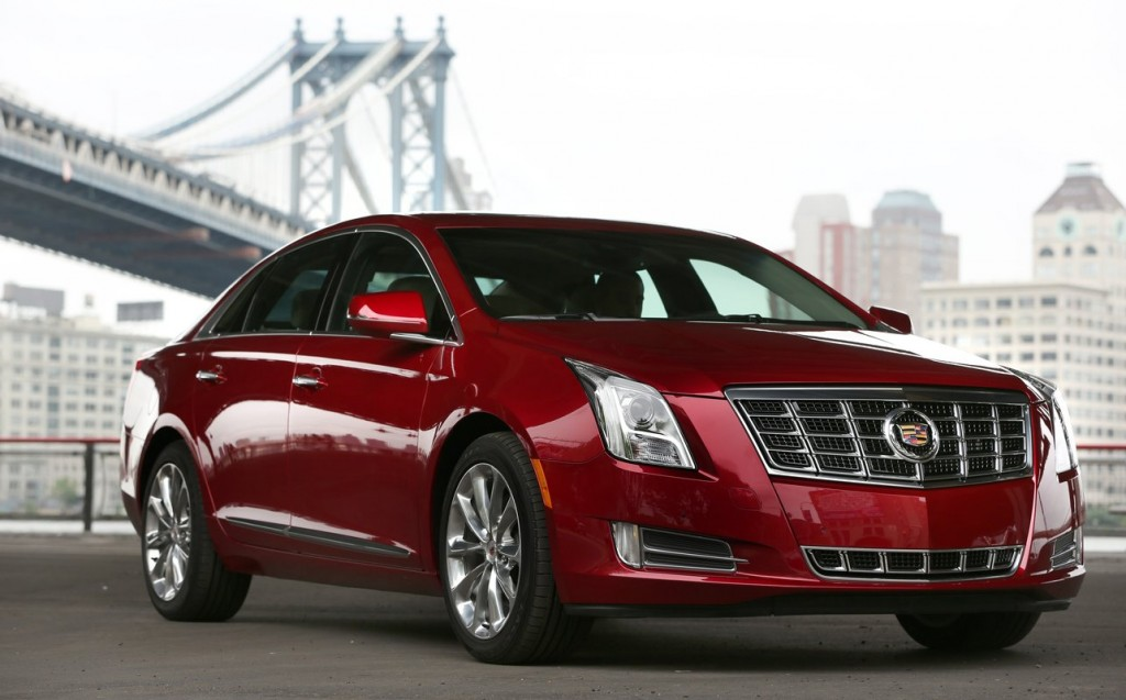 2014 cadillac xts pictures photos gallery motorauthority. Black Bedroom Furniture Sets. Home Design Ideas