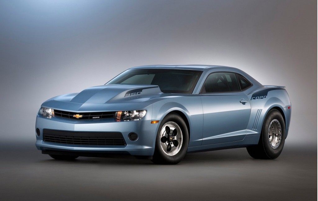 2014 copo camaro headlines chevy s fleet of sema camaros. Black Bedroom Furniture Sets. Home Design Ideas