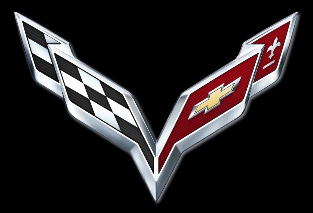 2014 Chevrolet Corvette C7 Logo Revealed, Debut Set For ...