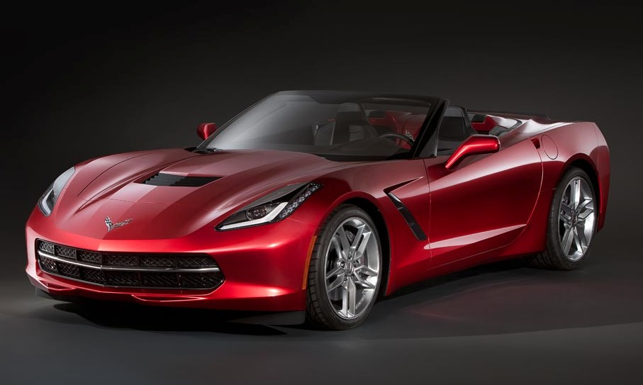 2014 chevrolet corvette stingray convertible revealed some more. Cars Review. Best American Auto & Cars Review