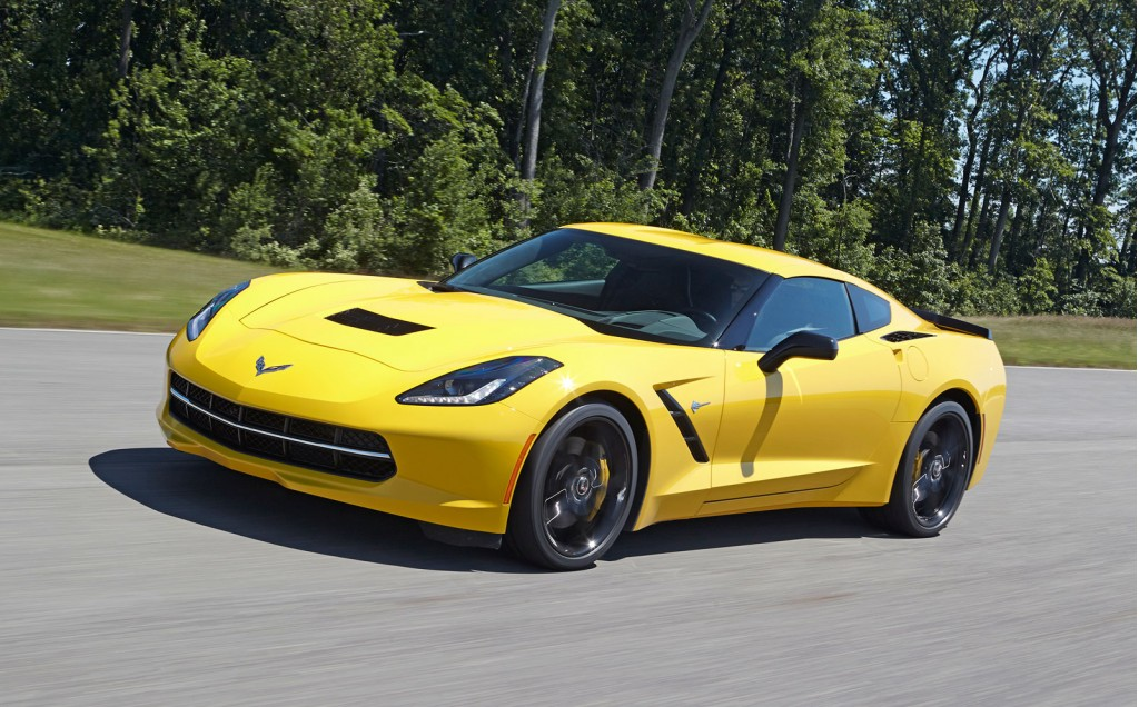 2014 Chevy Corvette Stingray Z51: 0-60 In 3.8 Seconds