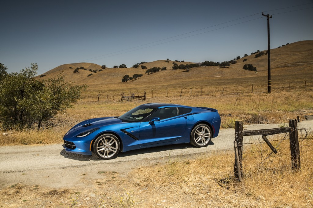 2014 Chevrolet Corvette Stingray Price