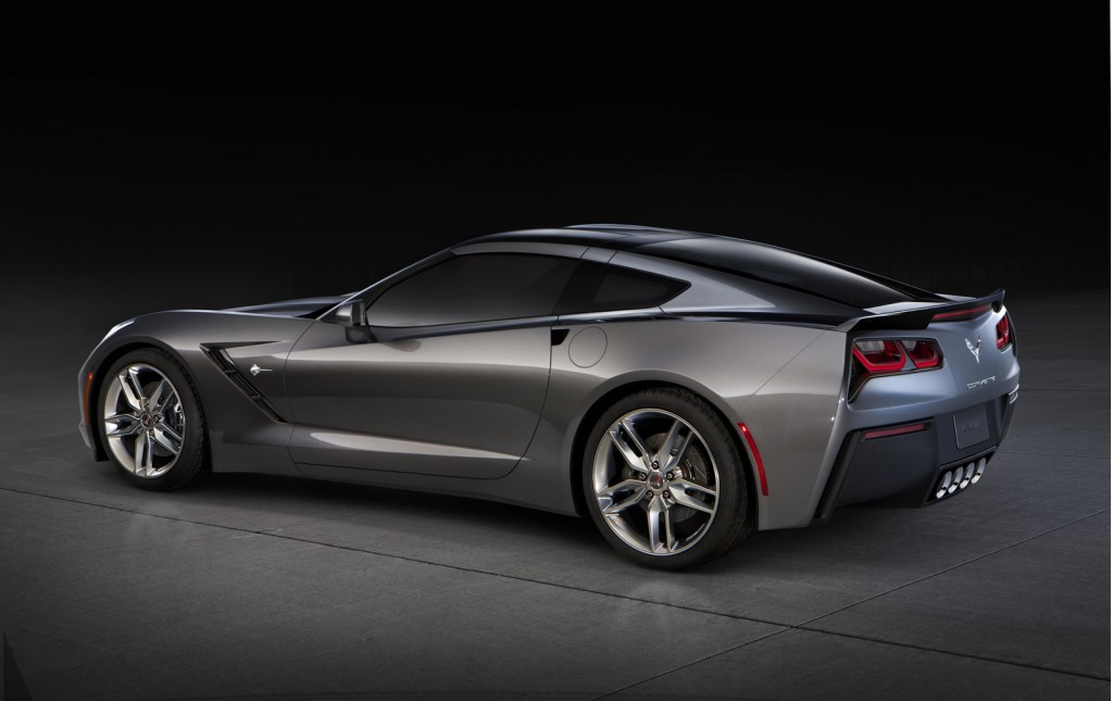 chevrolet airs first ad for 2014 corvette stingray video. Cars Review. Best American Auto & Cars Review