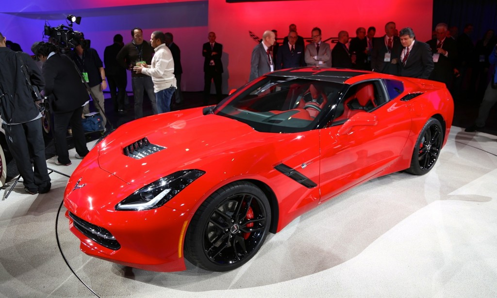 The Non Sting Ray Corvette S Look Like Doe