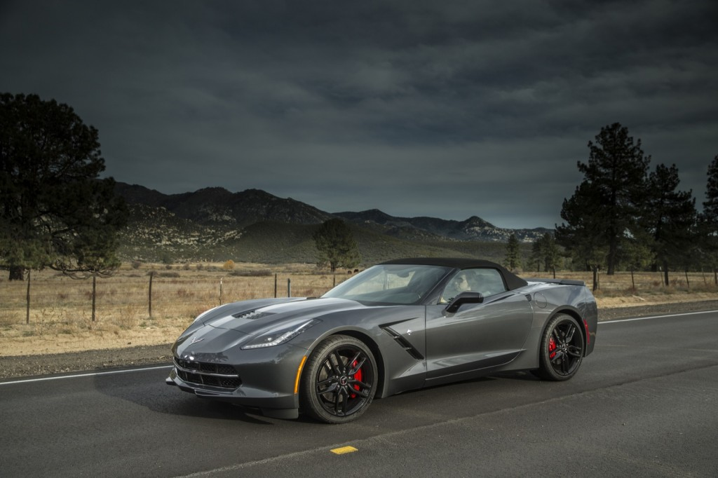 2014 chevrolet corvette stingray convertible first drive. Cars Review. Best American Auto & Cars Review