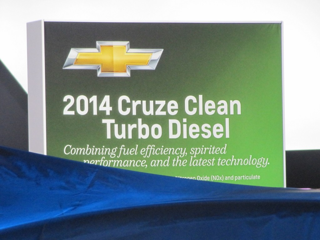 2014 Chevy Canyon Diesel