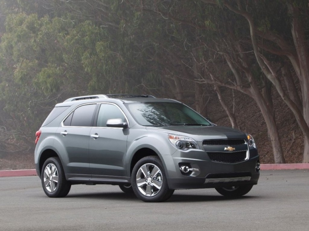 2014 chevrolet equinox chevy pictures photos gallery green car reports. Black Bedroom Furniture Sets. Home Design Ideas