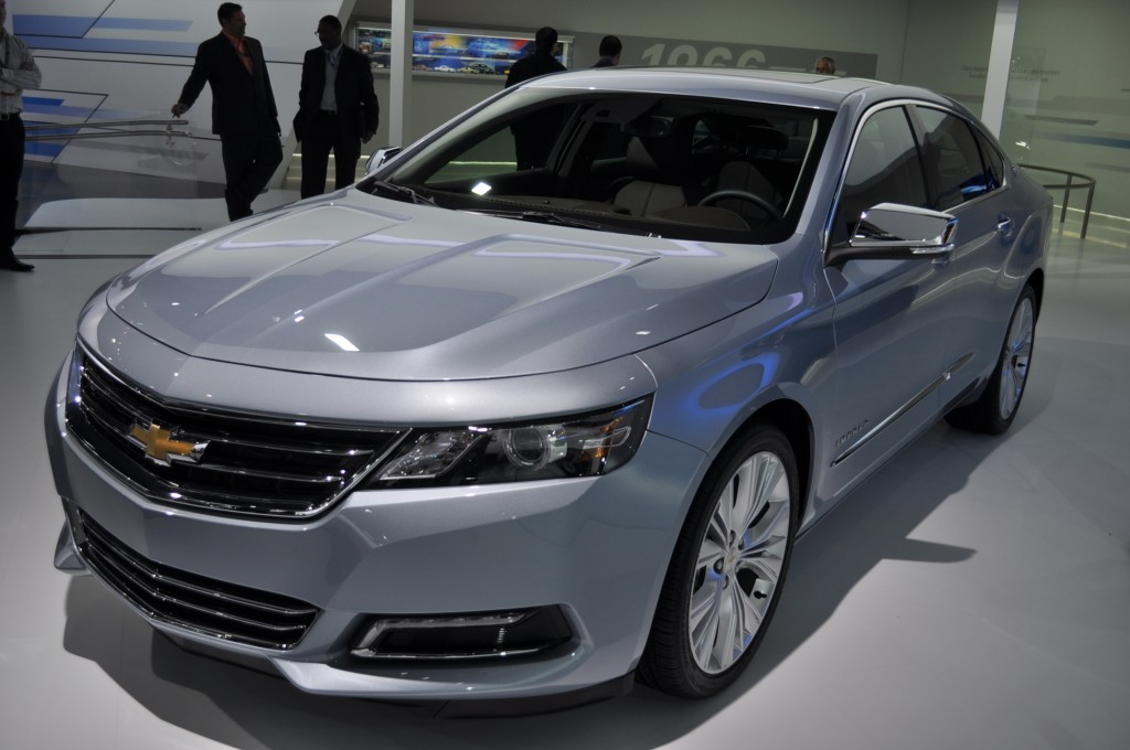 2014 chevrolet impala chevy pictures photos gallery green car reports. Black Bedroom Furniture Sets. Home Design Ideas