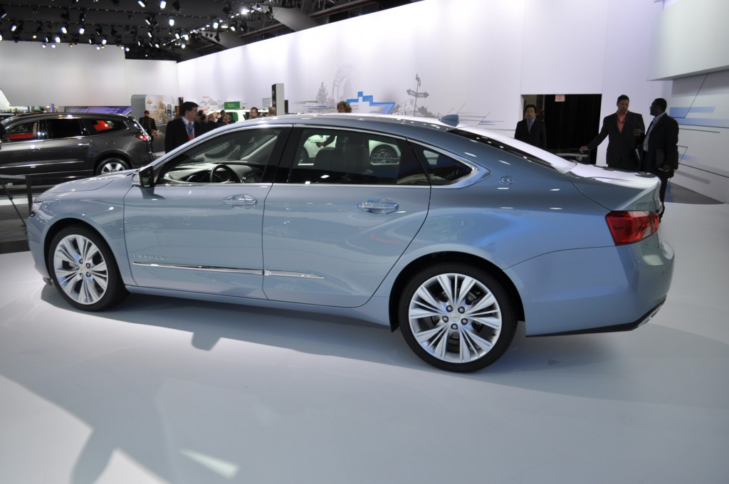2014 Chevrolet Impala (Chevy) Pictures/Photos Gallery ...