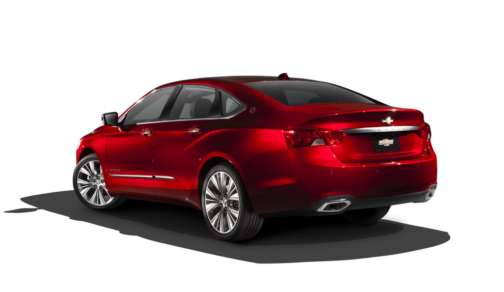 2014 chevrolet impala priced from 27 535. Black Bedroom Furniture Sets. Home Design Ideas