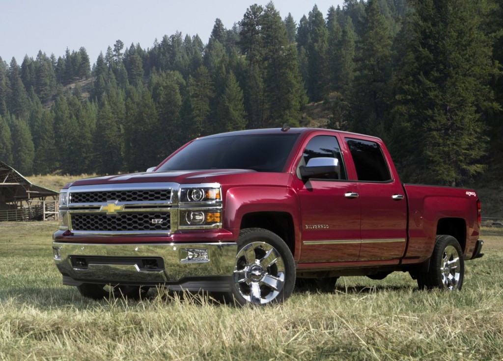 2014 chevrolet silverado 2014 gmc sierra pickups full details. Black Bedroom Furniture Sets. Home Design Ideas