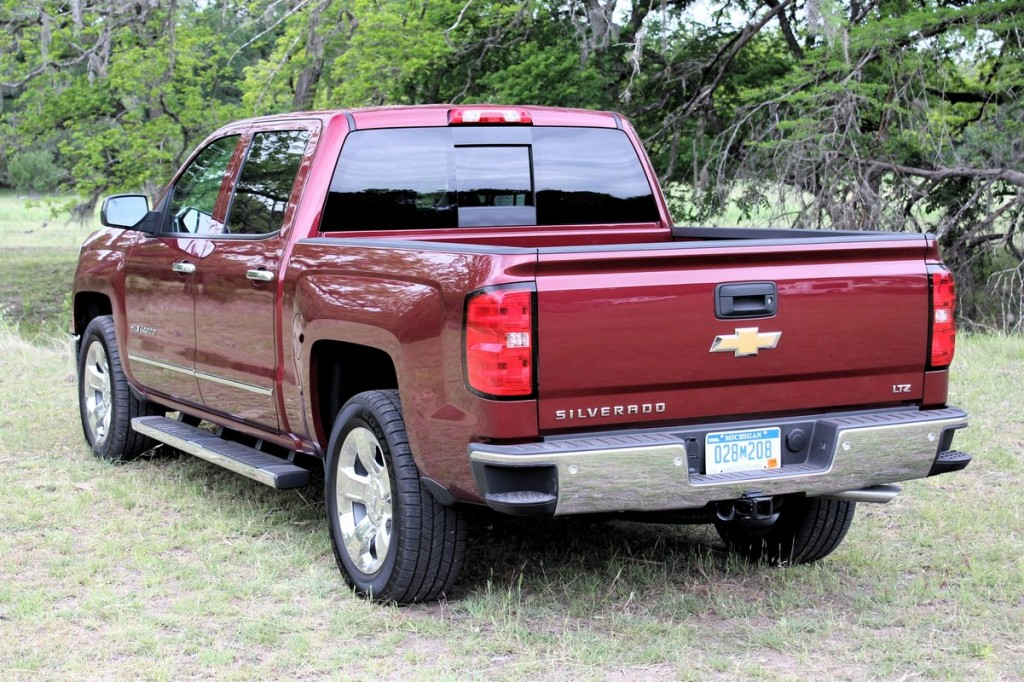 2014 Chevrolet Silverado 1500 Chevy Pictures Photos