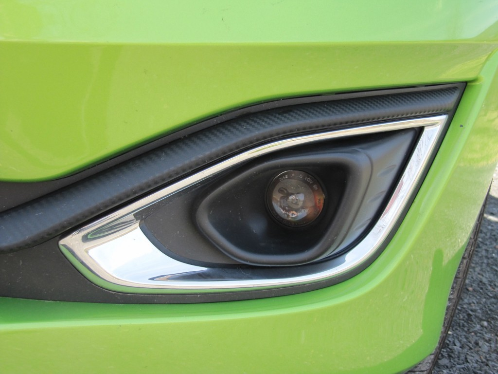 Chevy Spark Gas Mileage >> 2014 Chevrolet Spark With CVT: Gas Mileage Review