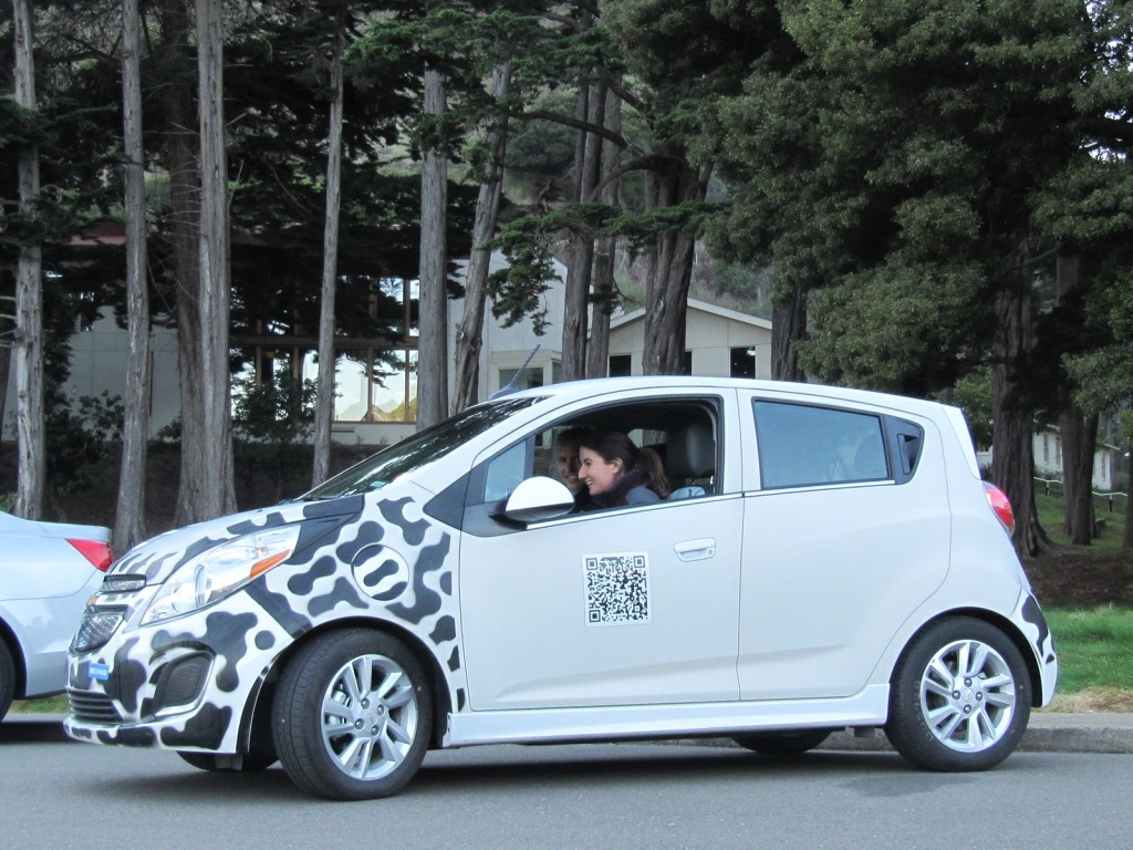 2014 Chevy Spark EV Prototype Electric Car: First Drive