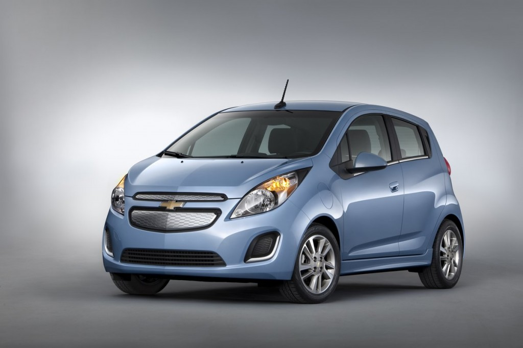 2014 chevrolet spark ev first drive report page 4. Cars Review. Best American Auto & Cars Review