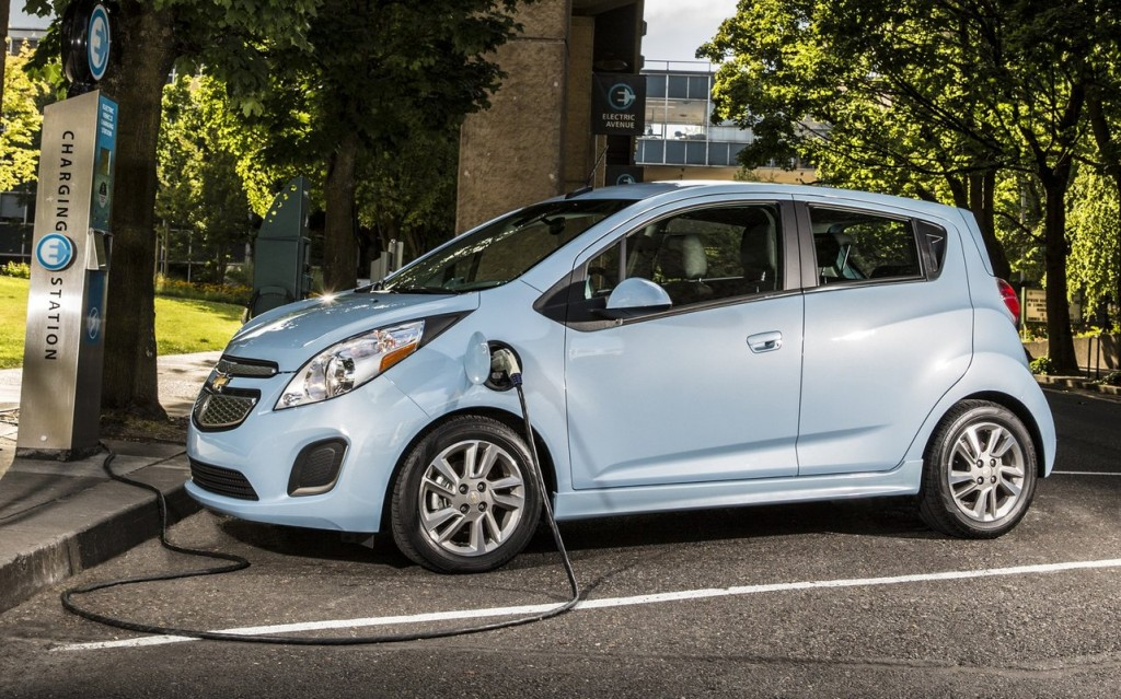 2014 Chevrolet Spark (Chevy) Pictures/Photos Gallery - MotorAuthority
