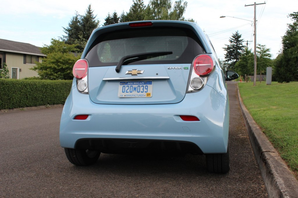 image 2014 chevrolet spark ev first drive portland july 2013. Cars Review. Best American Auto & Cars Review