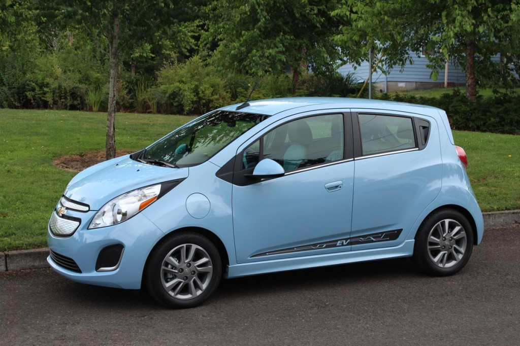 2014 Chevrolet Spark Chevy Pictures Photos Gallery