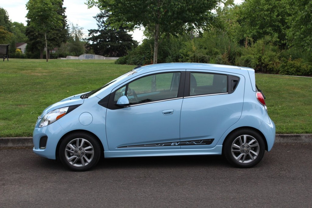 2014 Chevrolet Spark Ev First Drive Report