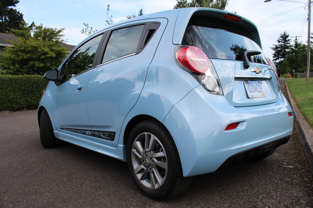2014 Chevrolet Spark Ev We Drive The World 39 S Most