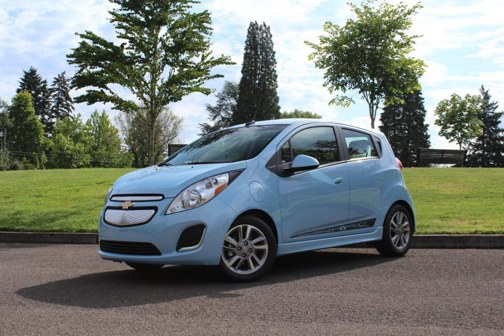 2014 chevrolet spark ev first drive portland july 2013. Cars Review. Best American Auto & Cars Review