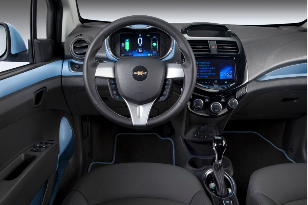 2014 Chevrolet Spark (Chevy) Pictures/Photos Gallery - The Car