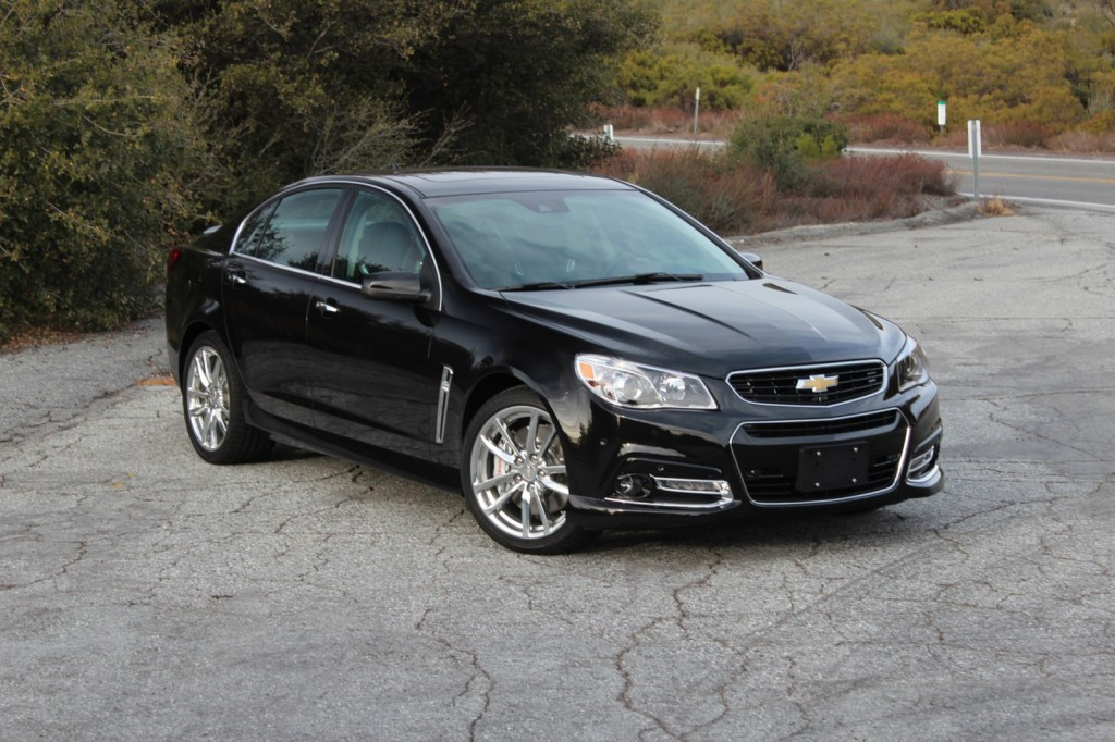 2014 Chevrolet SS: First Drive - 182.6KB