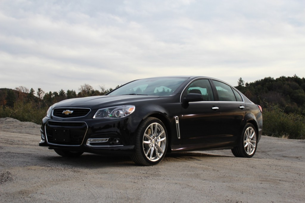 2014 Chevrolet SS - First Drive, - 113.2KB