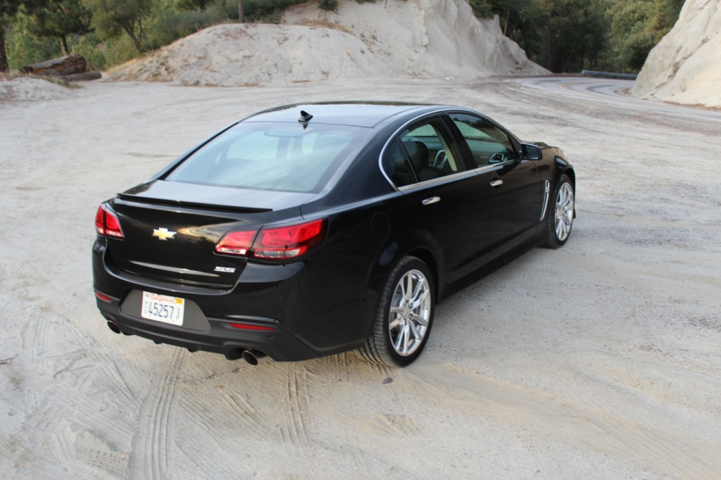 2014 Chevy Ss Sedan Price Tag