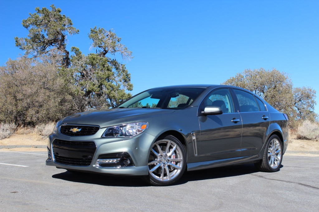 2014 Chevrolet SS (Chevy) Pictures/Photos - 167.5KB