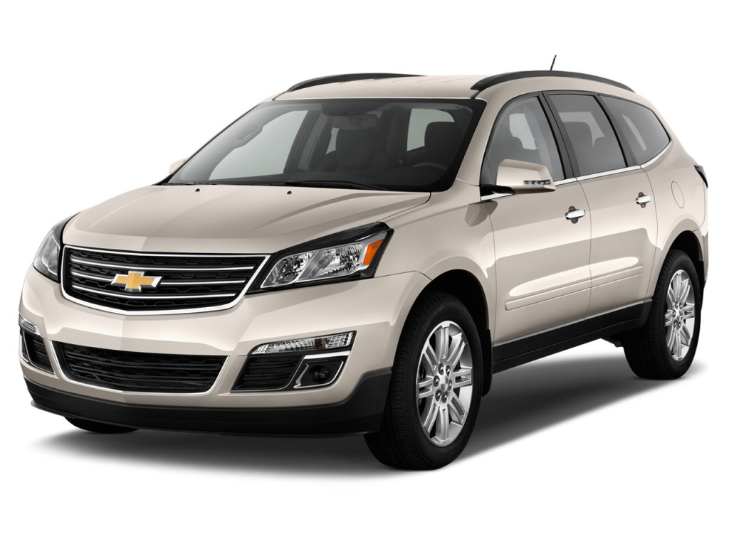 2014 chevrolet traverse fwd 4 door lt w 2lt angular front. Black Bedroom Furniture Sets. Home Design Ideas