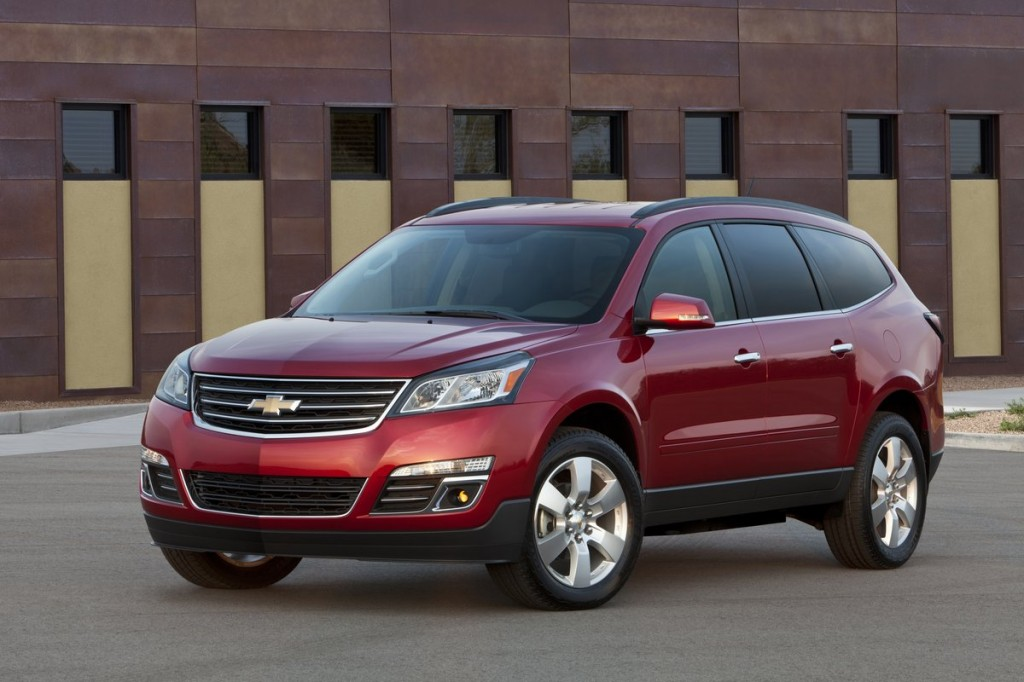 2014 chevrolet traverse chevy pictures photos gallery the car. Cars Review. Best American Auto & Cars Review