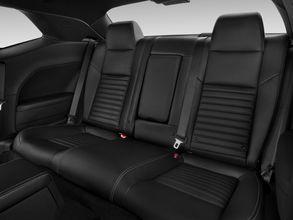 Dodge Challenger Image Dodge Challenger Rear Seat Covers
