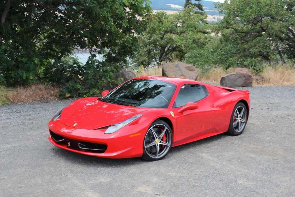 2014 ferrari 458 spider quick drive video. Black Bedroom Furniture Sets. Home Design Ideas
