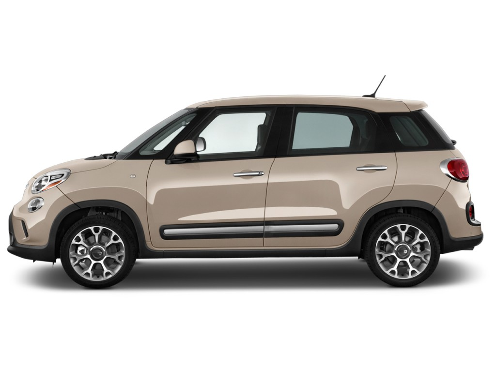 2014 fiat 500l pictures photos gallery the car connection. Black Bedroom Furniture Sets. Home Design Ideas