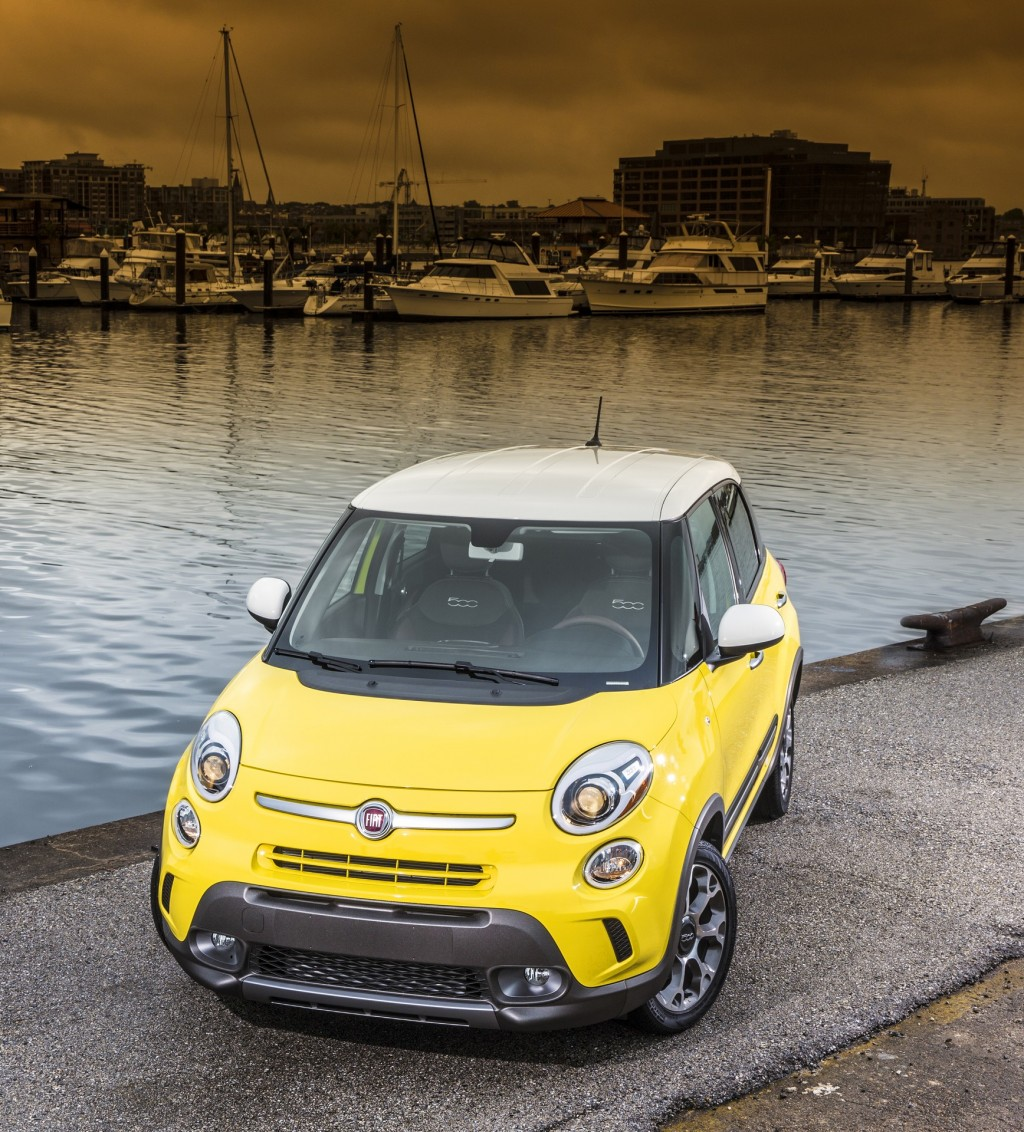 2014 2015 fiat 500l recalled to fix faulty airbags no. Black Bedroom Furniture Sets. Home Design Ideas