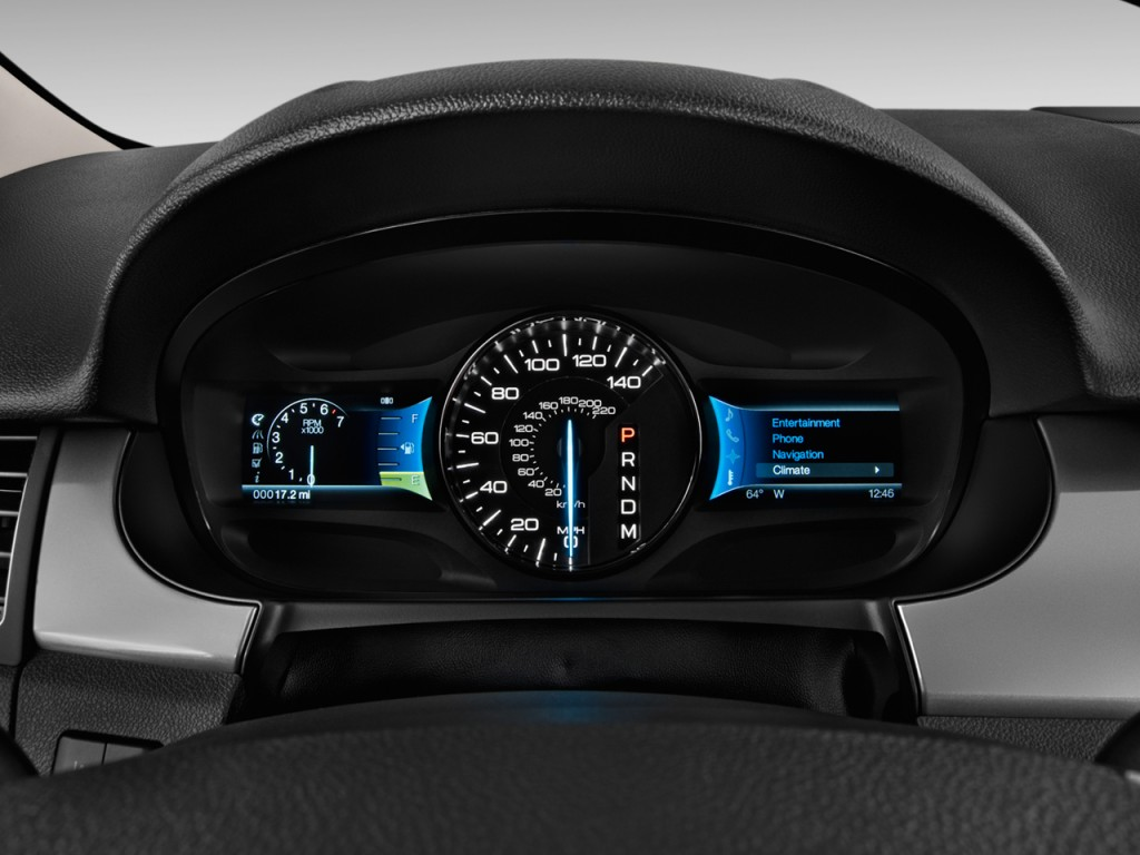 2014 ford edge 4 door sport fwd instrument cluster size 1024 2016 ford ...