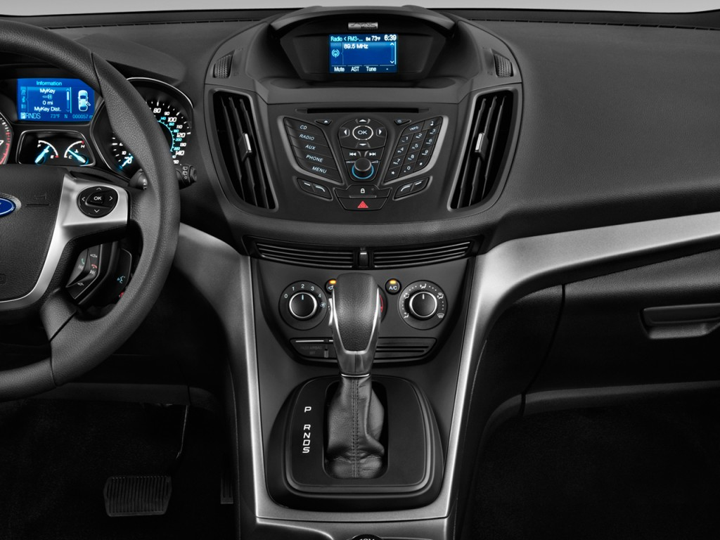 2014 ford escape s interior short news blog and picture galery 2014
