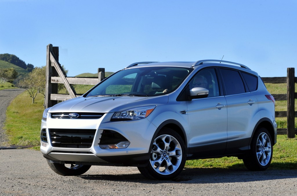 2014 Ford Escape Pictures Photos Gallery Green Car Reports