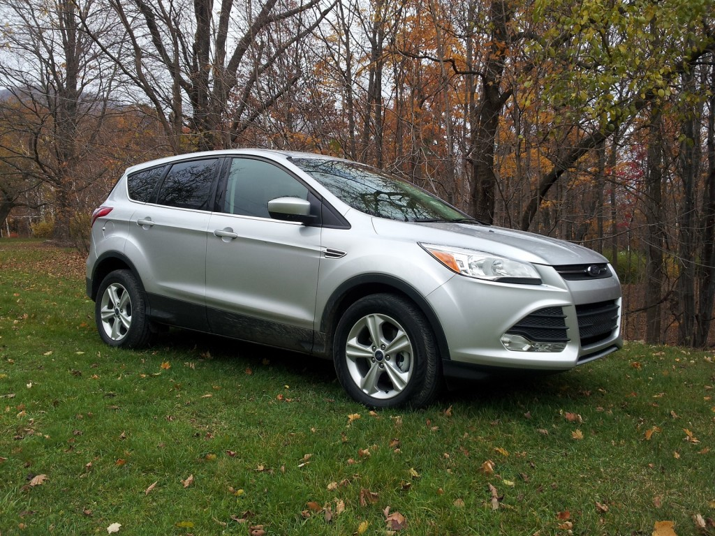 2014 ford escape se 1 6 liter ecoboost catskill mountains ny nov 2013. Black Bedroom Furniture Sets. Home Design Ideas