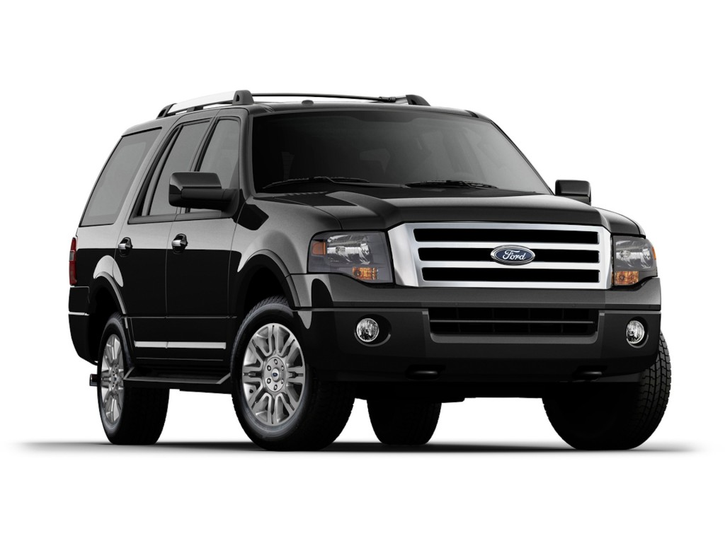 2014 Ford Expedition - Photo Gallery